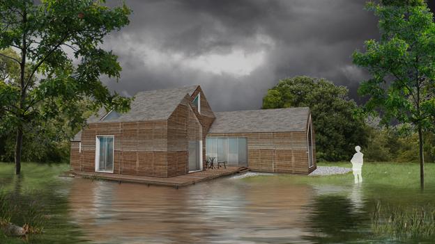 Brook Street_Water_Logged_Garden_flood_Baca_Architects