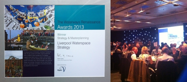 Baca-Water renaissance awards-Strategy & Masterplanning