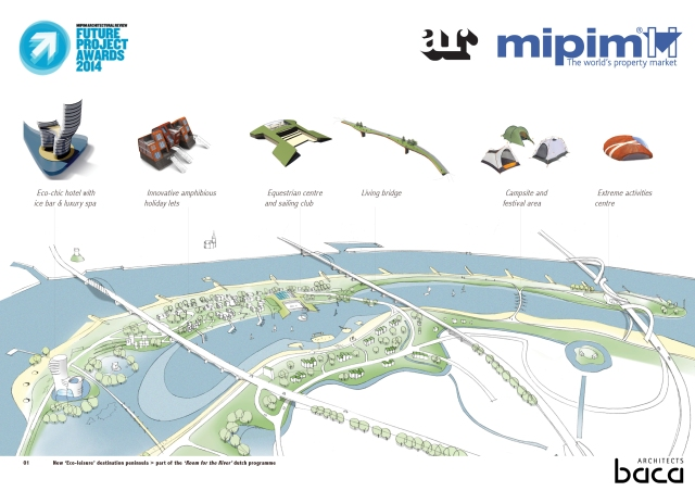 Baca Architects MIPIM Future Projects award