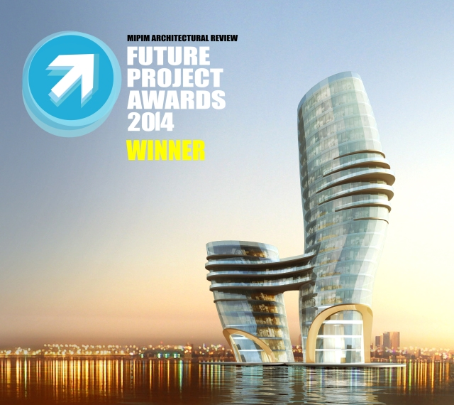 MIPIM AR Award Nijmegen BAca Architects