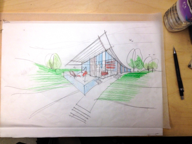 Draw my dream home