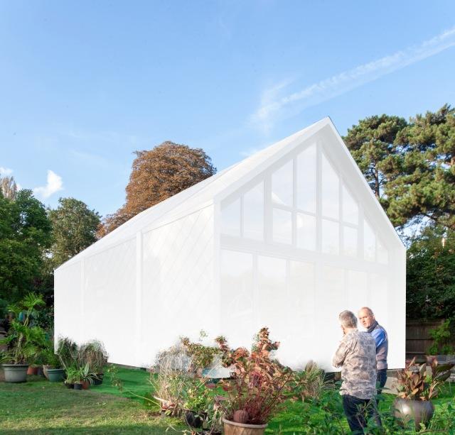 ©Baca-UK 1st Amphibious House-unveiling