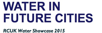 NERC - RCUK Watershowcase Event